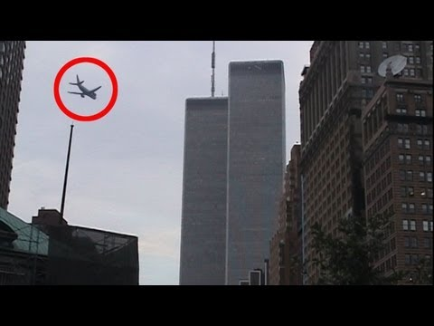 The World Trade Center 3 weeks before The 9/11 Attacks Raw Footage