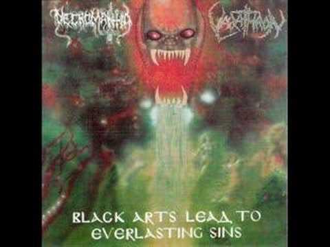 Necromantia  Evil Prayers
