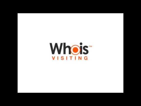 Whoisvisiting. Quick Start Video Guide