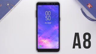 Samsung Galaxy A8 2018 Review [Urdu/Hindi]