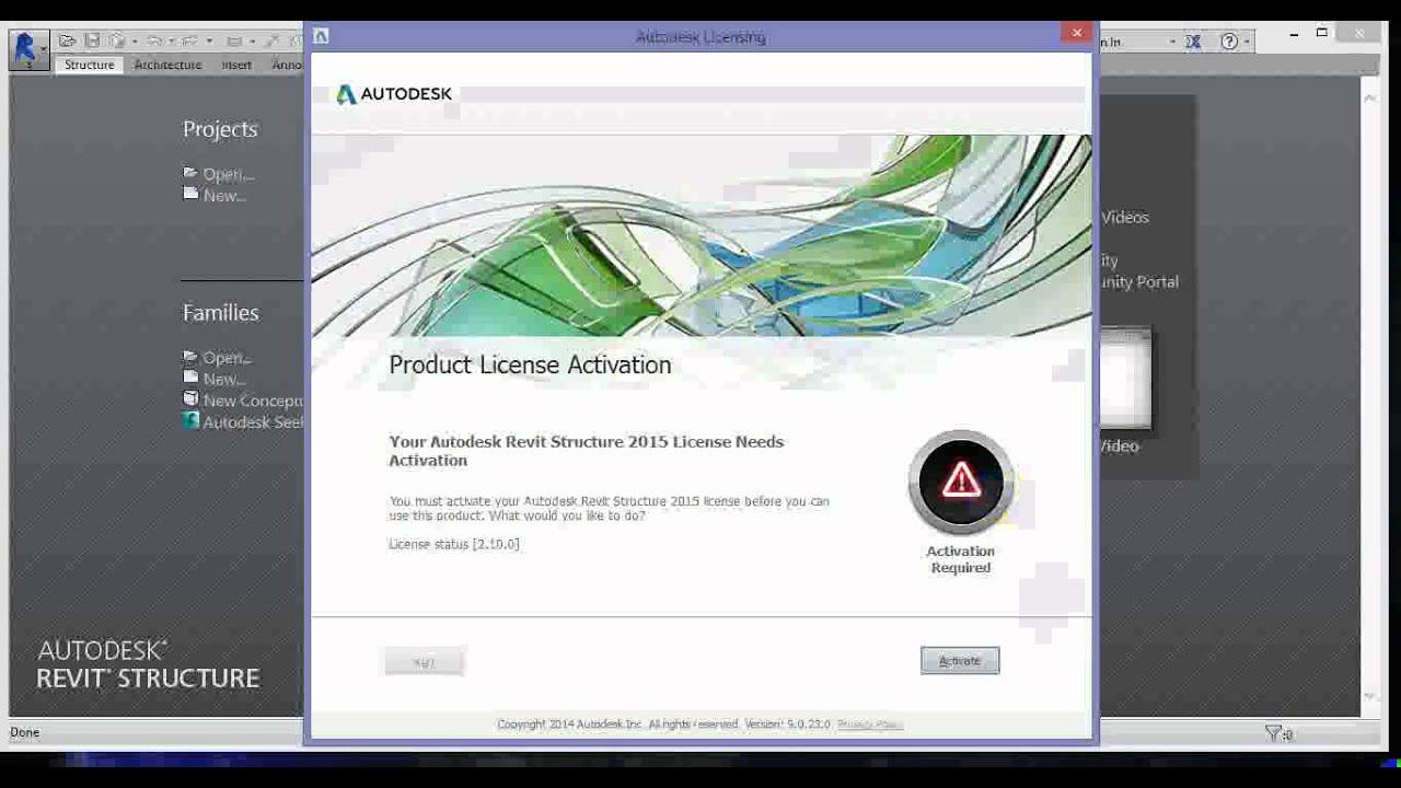 revit installation (insert disc & library download errors) شرح سريع