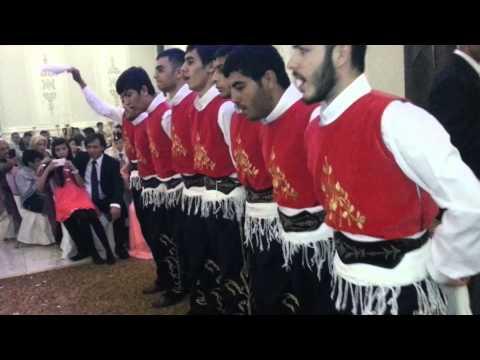 Kahramanmaraş Yöresi Halk oyunları Dernegi. Liva Dügün Salonu ( Gösteri )