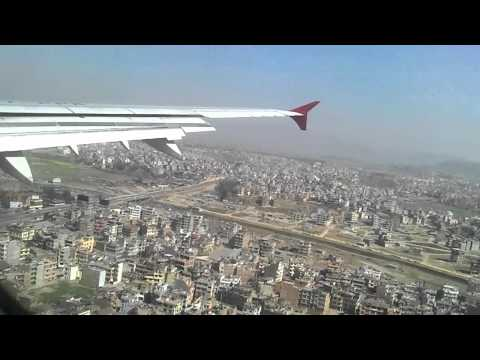 KTM: Airbus A321 landing on a beautiful day!