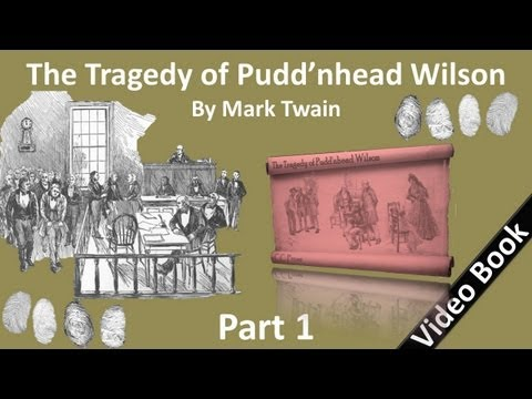 Part 1 - The Tragedy of Pudd'nhead Wilson Audiobook by Mark