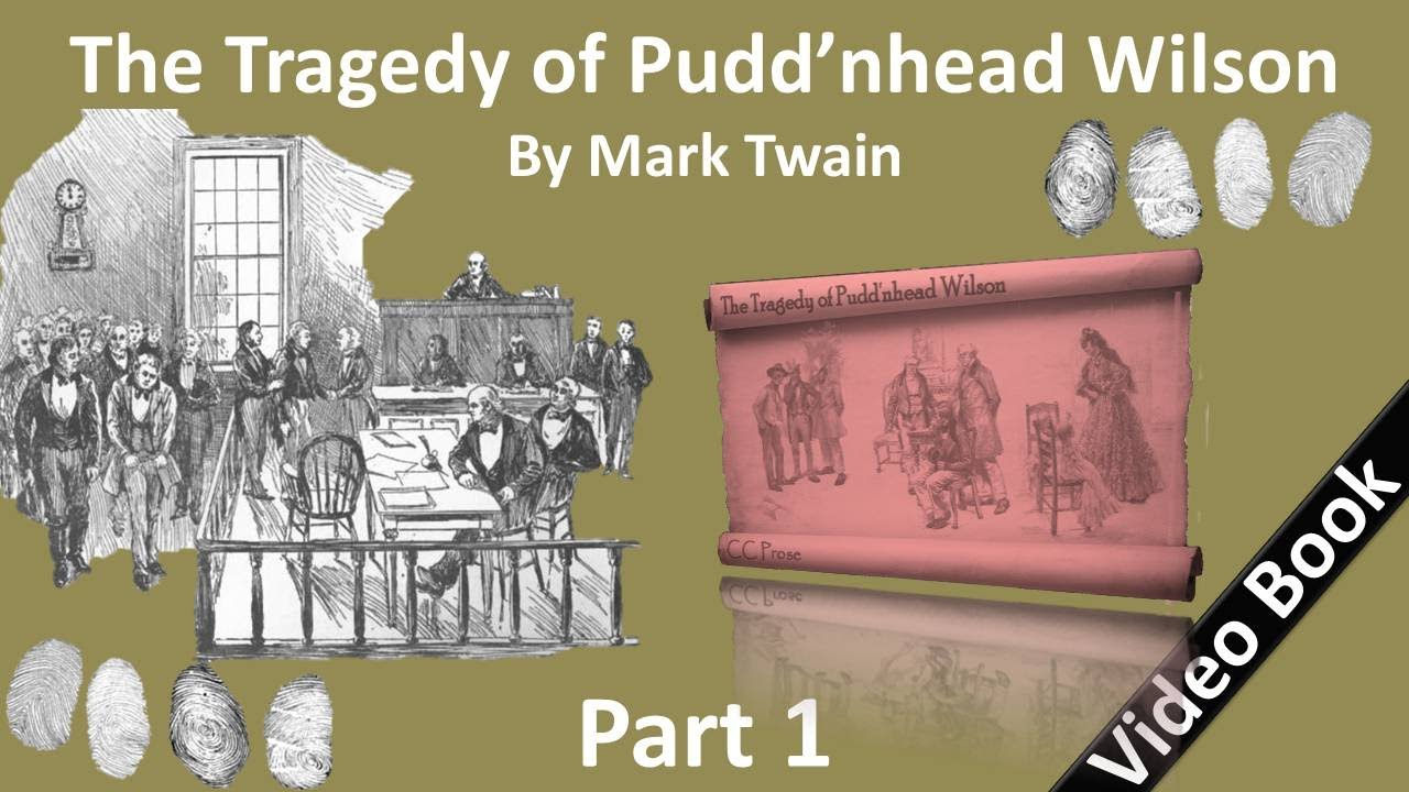 pudd'nhead wilson and the question of Literature network » mark twain » the tragedy of pudd'nhead wilson » chapter 17  --pudd'nhead wilson's calendar  parried the question by asking the .