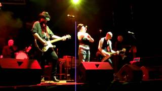 BRIXTONBOOGIE -  Policy of truth - 14.08.2010 - Duisburg - Soul am See