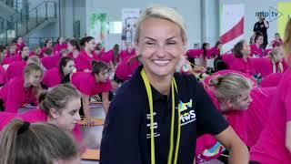 Sport pomaga w życiu codziennym - wywiad z Justyną Święty-Ersetic