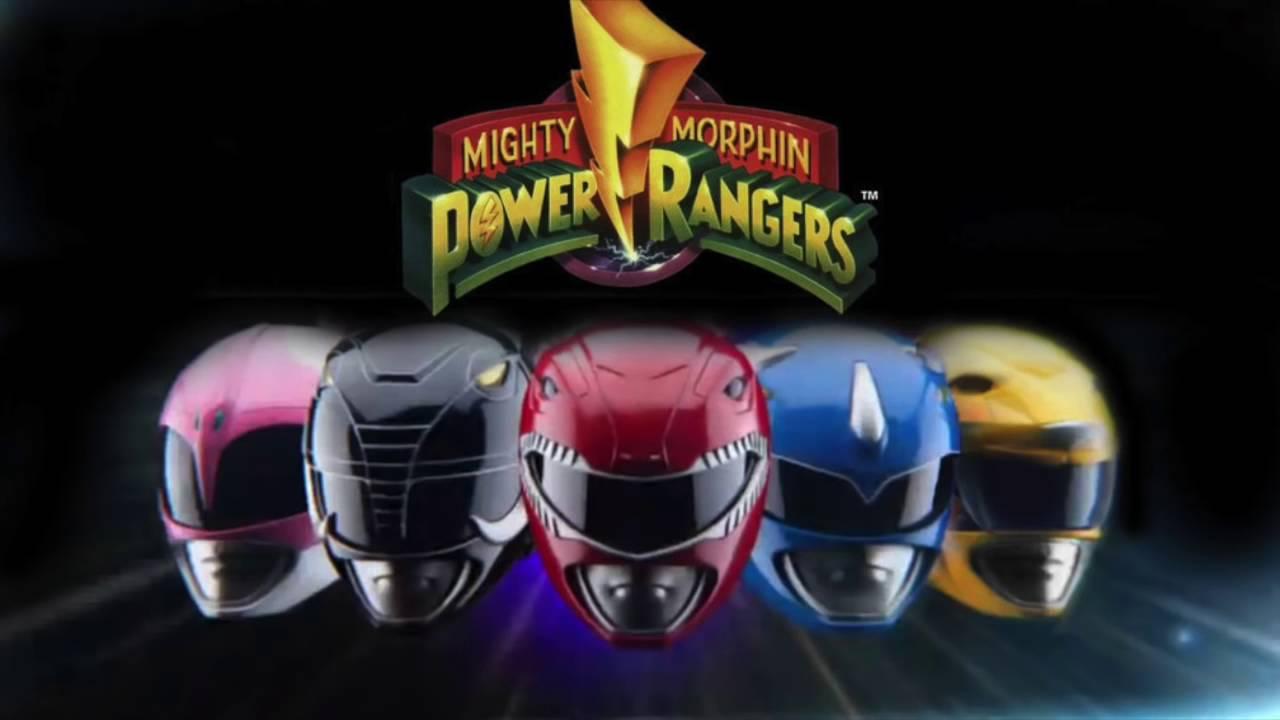Power Rangers 1993