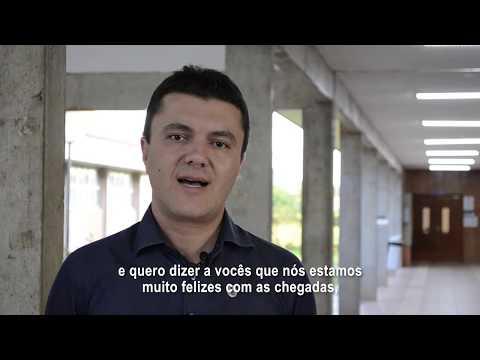 Vídeo De Recepção Dos Calouros 2019 - Campus De Naviraí