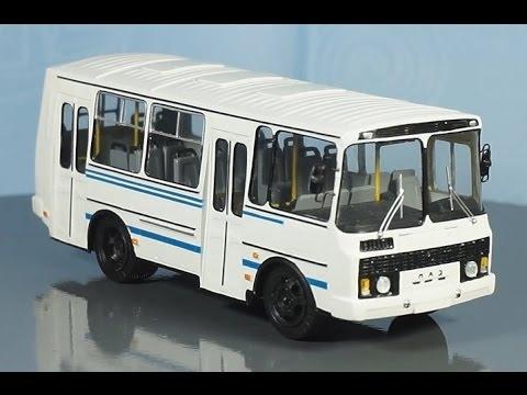 Двигатель Д-245.9Е2-396 на Автобус ПАЗ-4234 - YouTube