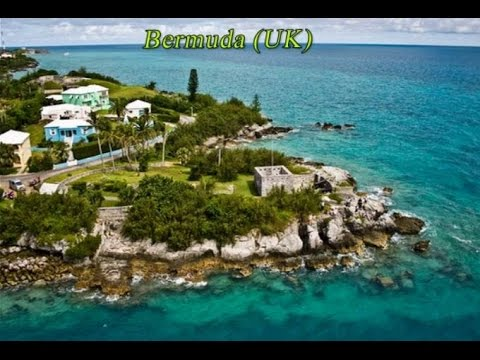 12 most Beautiful and Unbelievable Breathtaking Places You Should to Visit in Bermuda (UK)