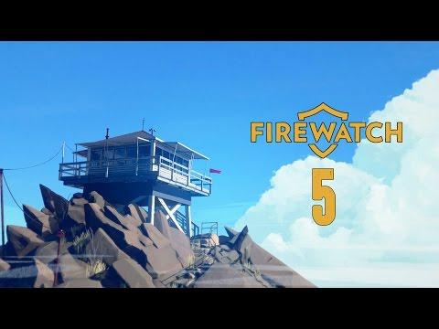 Firewatch - Cap. 5 - ¿Qué coño es este sitio?