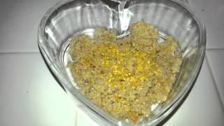 How to prepare soft eggfood for birds