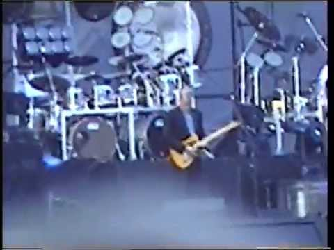 Pink Floyd Oslo Valle Hovin Norway 1994 2nd Night MASTER