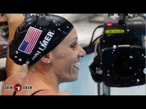 Dana Vollmer, Olympic Champion Swimmer: GMM presented by Swimoutlet.com