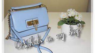 ماذا يوجد في حقيبتي ؟/?What's in my bag