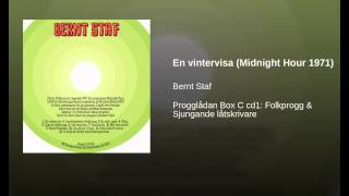 En vintervisa (Midnight Hour 1971)