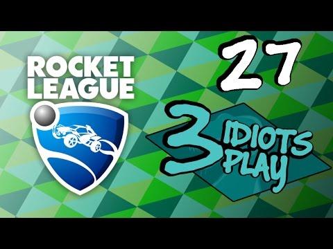 Personal Secrets - Three Idiots Experience Rocket League - Episode 27
