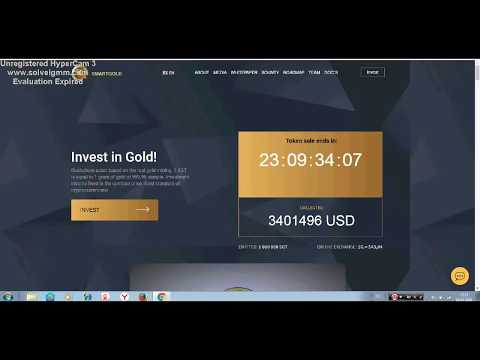 02 04 18 ВАЖНО! Новости по SmartGold на Bounty Hunter!