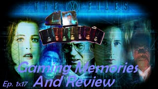 The X-Files Game - Windows 98 - Gaming Memories And Review