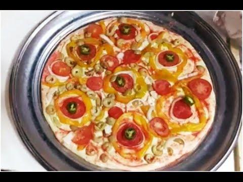 صورة  طريقة عمل البيتزا طريقة عمل البيتزا في المنزل بكل اسرارها احلا من بيتزا المحلات طريقة عمل البيتزا من يوتيوب