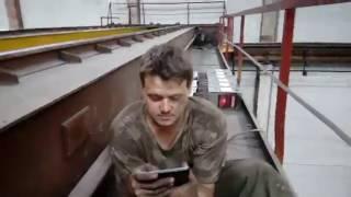 видео тележку передвижения для тельфера