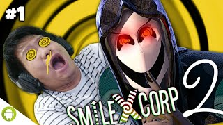 JANGAN TATAP MATANYA NANTI JADI GILA!! Smile X Corp 2 Part 1 [SUB INDO] ~Tampol Terbaru wkwk!