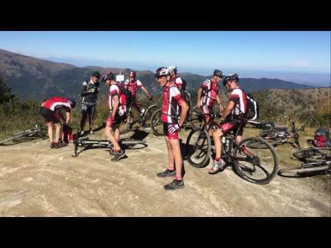 2016 MTB Frankrijk RhoneAlpes Italië piëmonte