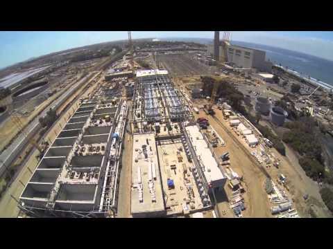 Carlsbad Desalination Plant Construction
