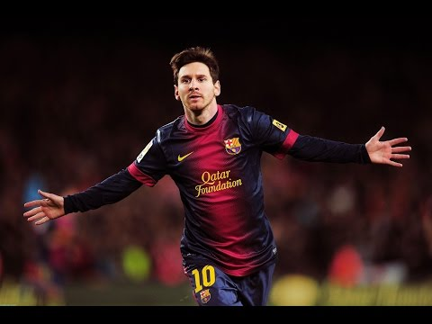 Lionel Messi - All 91 Goals In 2012 || World Record ||