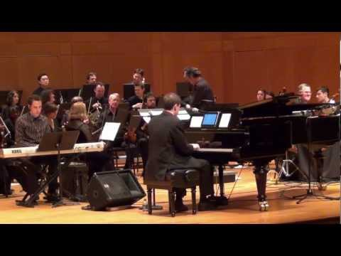 Root Beer Rag & Unchained Melody - Jason Coleman with Orchestra