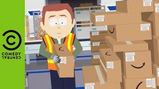 Unfulfilled: The Amazon Story | South Park