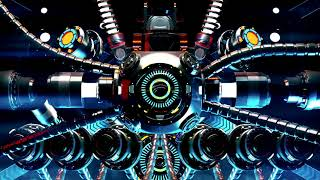 Insane MOTION GRAPHICS and electric music  VIBEZ