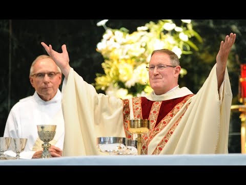 Reopening Blessed Sacrament