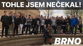 Brno nás hrozně překvapilo! Jaká je Golds gym v ČR?