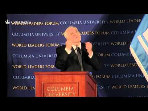 World Leaders Forum: Board of Governors of the Federal Reserve System, Daniel K. Tarullo