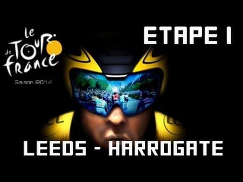 Tour de France 2014 [PS4]    Etape 1 : Leeds - Harrogate [HD] [Fr]
