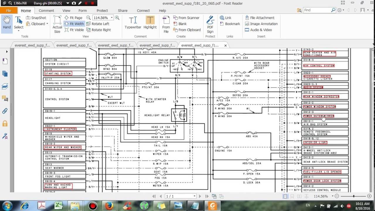 cpu wiring diagram 2009 yamaha raptor 700 ford everest update 201 - dhtauto.com youtube