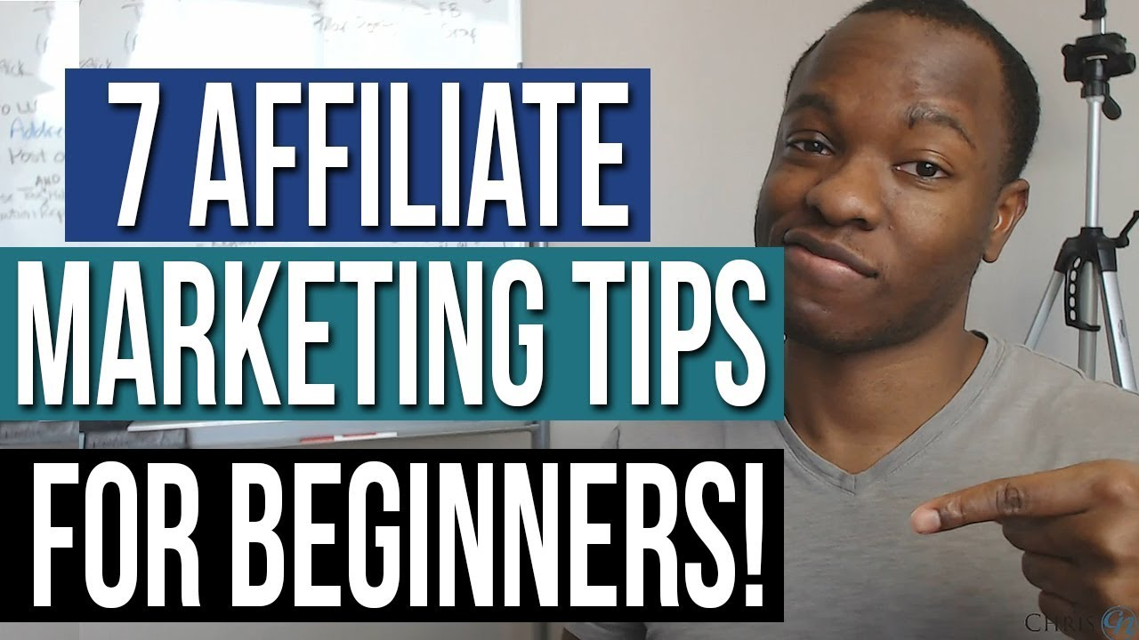 7 Affiliate Marketing Tips For BEGINNERS - How to Make Your FIRST $1000