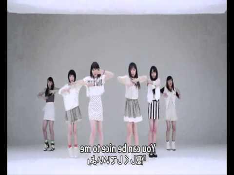 Juice=Juice - Watashi ga Iu Mae ni Dakishimenakya ne (dance mirror)