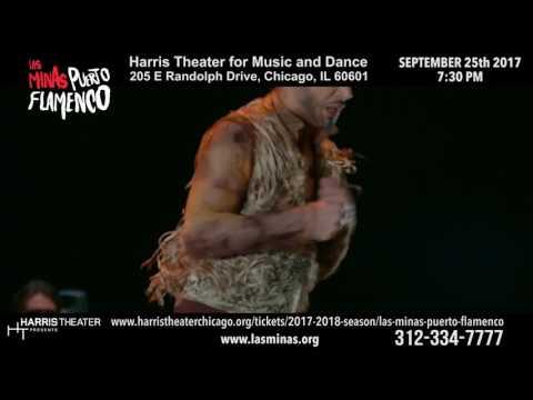 Las Minas Flamenco Tour Harris Theatre Chicago