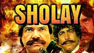 SHOLAY (Super Hit Punjabi) Sultan Rahi, Anjuman, Mustafa Qureshi, Ejaz, Bahar | BVC PAKISTANI