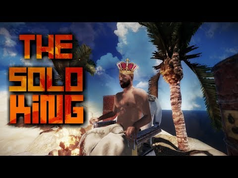 Rust | THE SOLO KING (QUICKEST START)