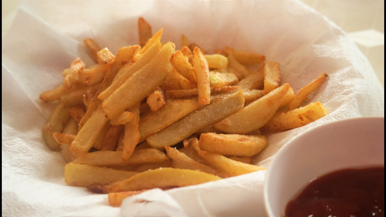 French Fries How To Make French Fries At Home Crispy French Fries