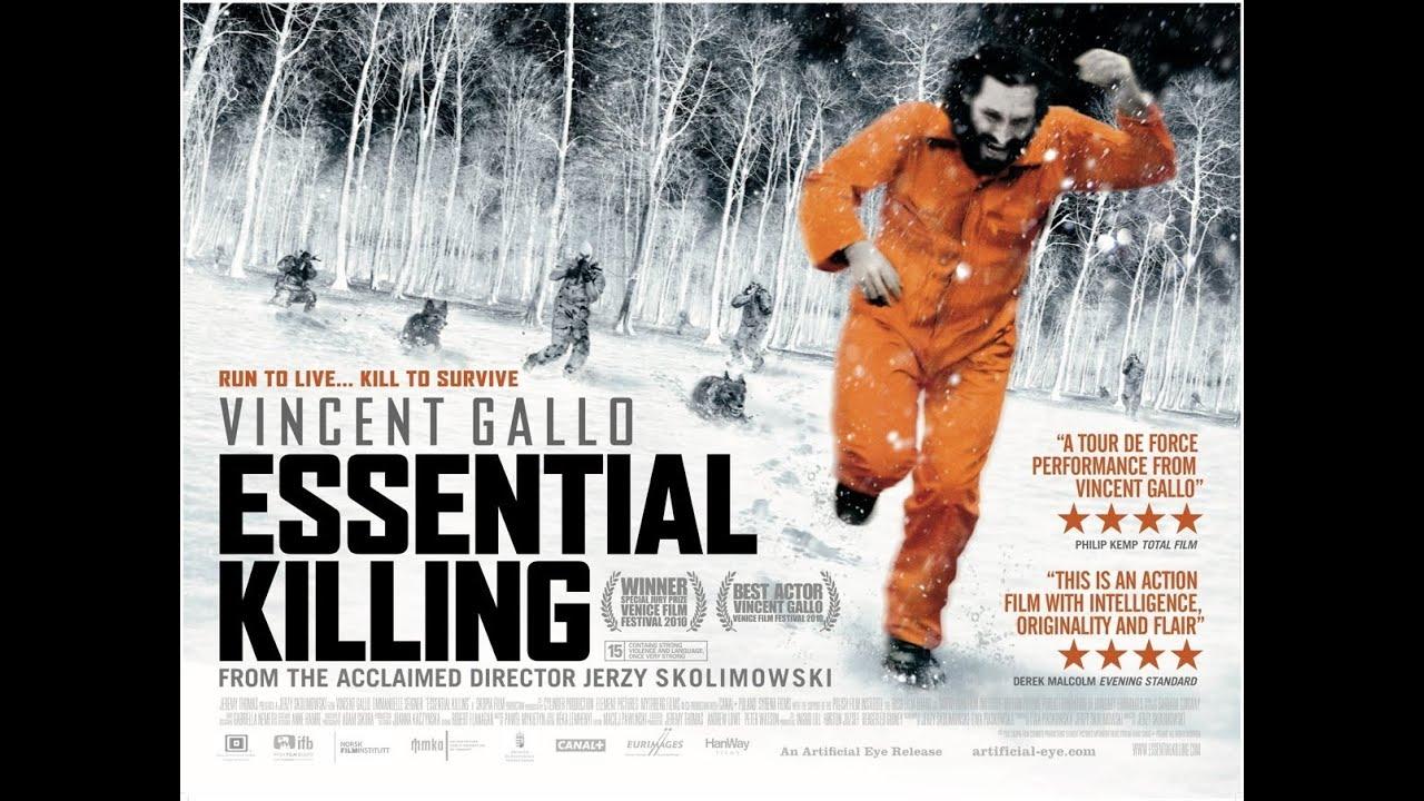 """Essential Killing"" trailer"