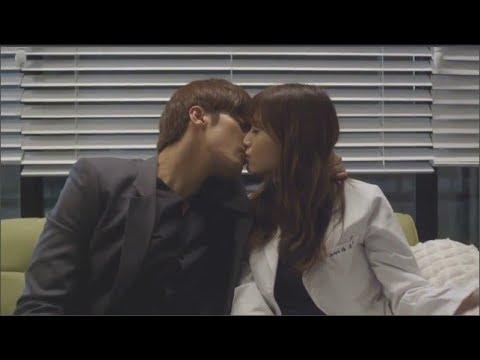 Korean Drama Best Kiss Scene [ Korean Kiss Scene ] Uncontrollably Fond Part 4