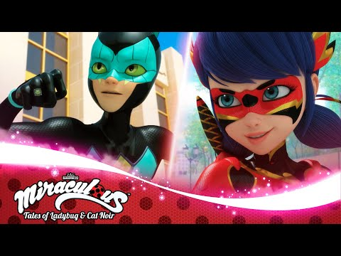 MIRACULOUS | 🐞 MIRACLE QUEEN - Akumatized 🐞 | Tales Of Ladybug And Cat Noir