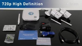 Swann Wi Fi Security Kit