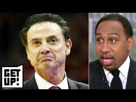 'No way in hell' Rick Pitino will be head coach in NBA again - Stephen A. | Get Up!