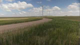 BP's Flat Ridge 2 Wind Farm in Kansas